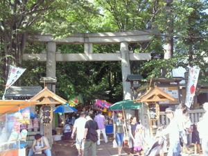 氷川神社 のサムネール画像