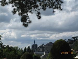 『クロ・リュセ城』  レオナルド・ダ・ヴィンチパーク