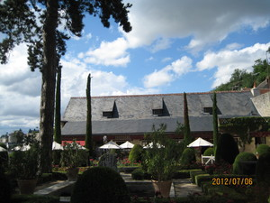 『クロ・リュセ城』  レオナルド・ダ・ヴィンチパーク2