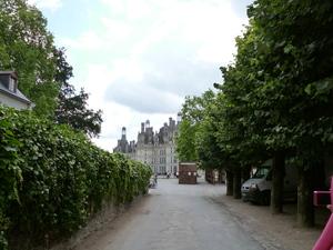 シャンポール城1