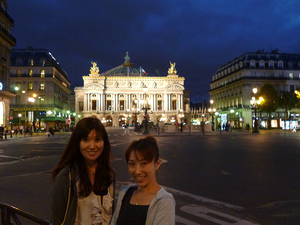 オペラ座夜景2のサムネール画像