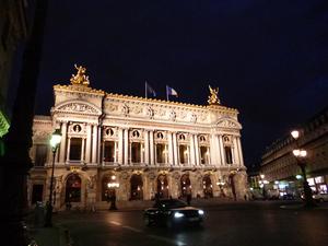 オペラ座夜景3
