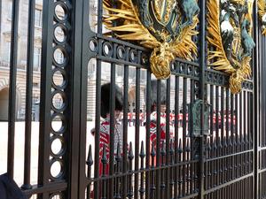 バッキンガム宮殿8